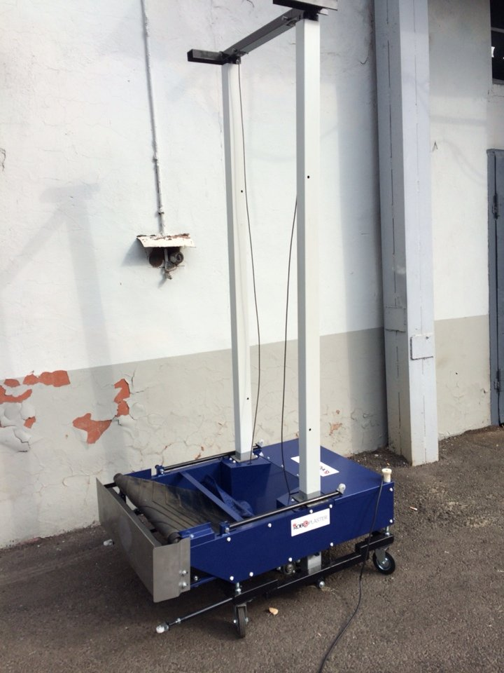 Робот-штукатур RoboPlaster 1000x-5