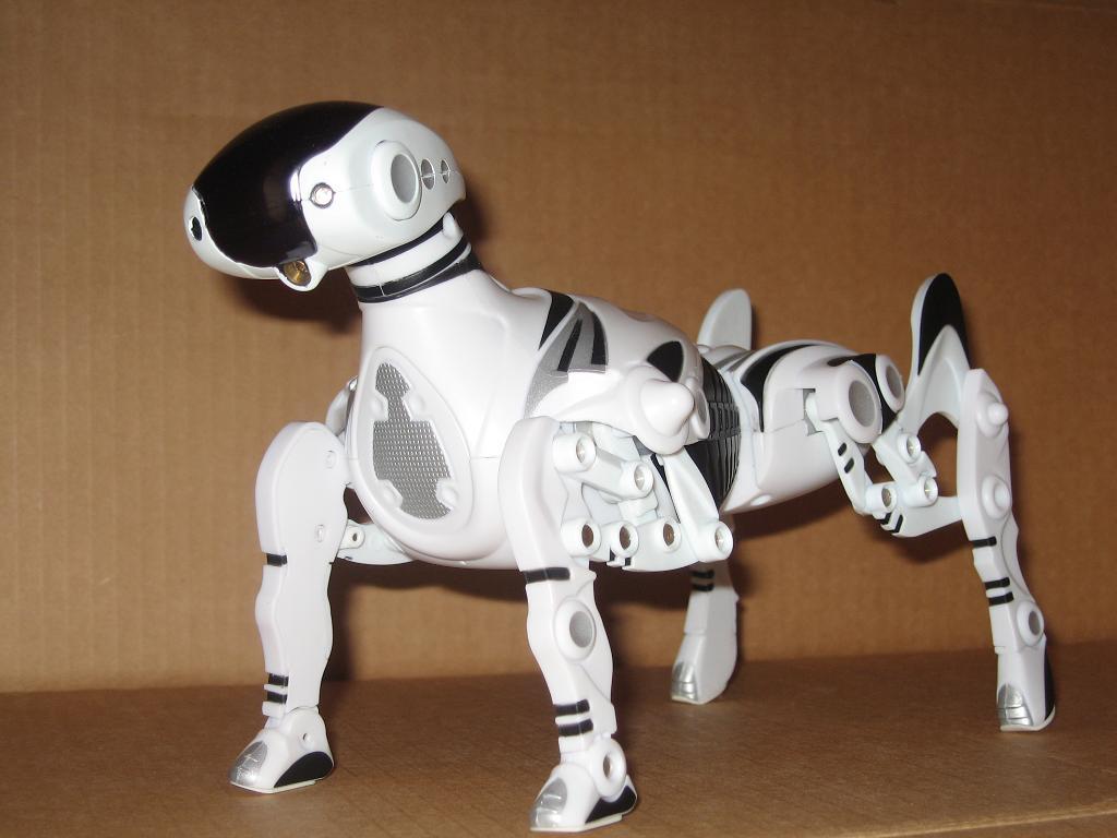 Робот собака RoboPet-7