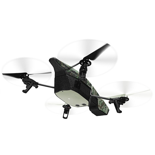 Квадрокоптер Parrot AR.Drone 2.0 Elite Edition-5