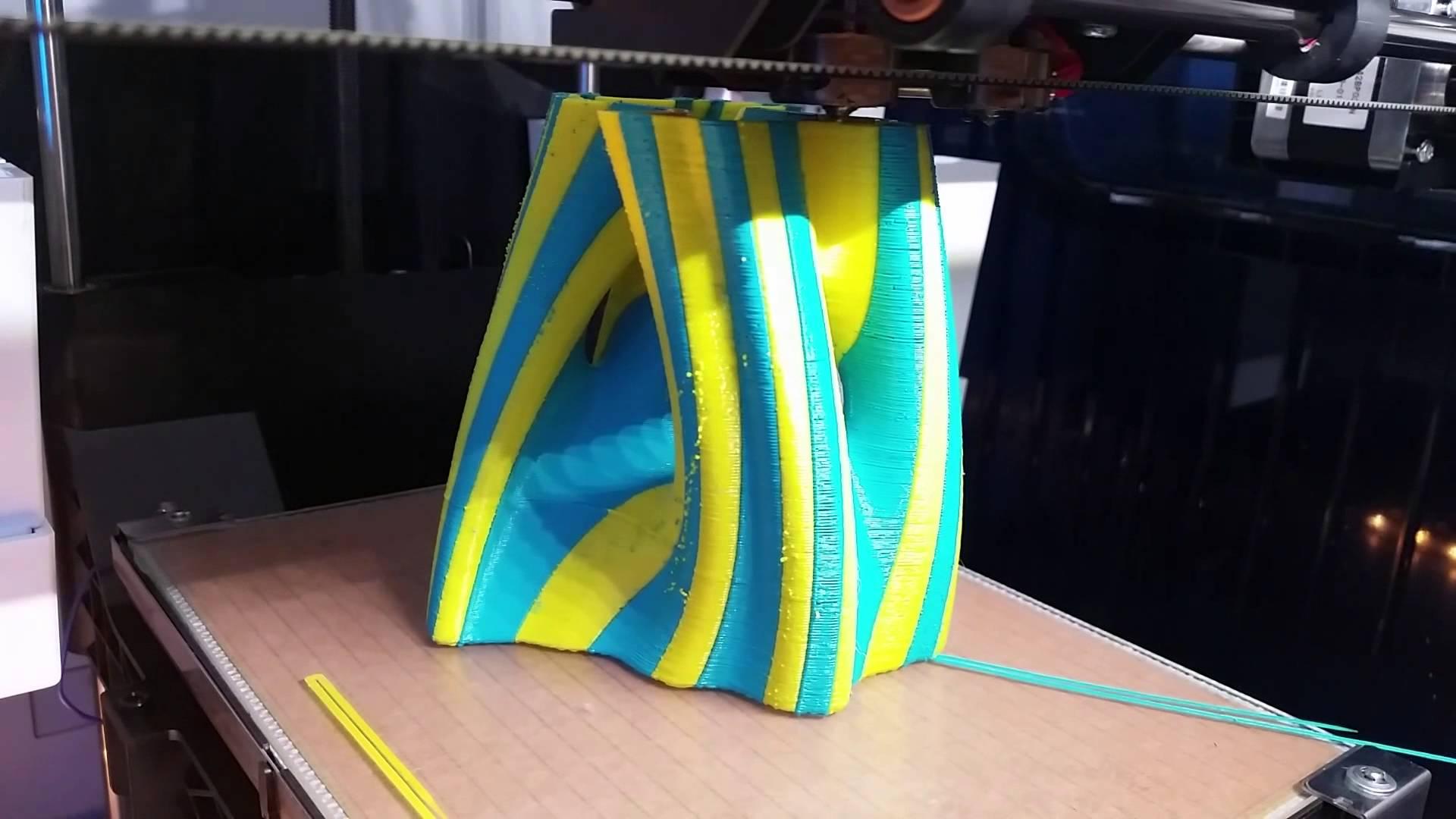 3D принтер XYZ da Vinci 2.0A DUO-4