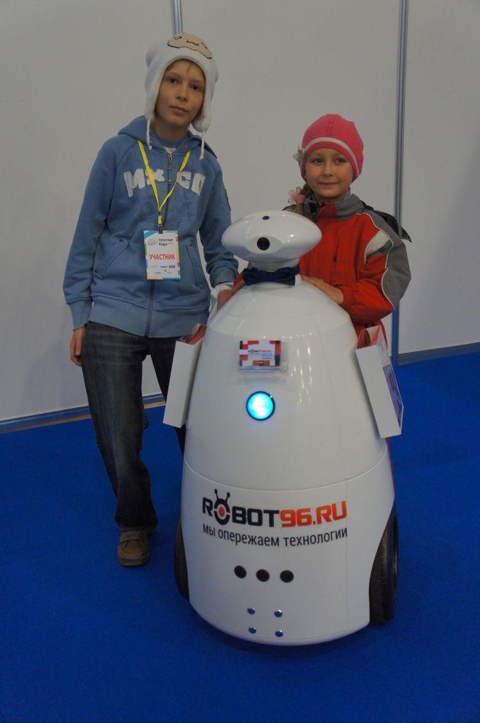 Робот для праздников и выставок (Rbot)-25