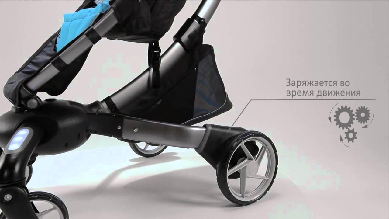 Роботизированная коляска 4moms origami-4