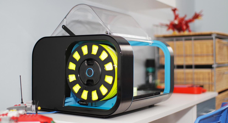 3d принтер cel robox rbx1-4