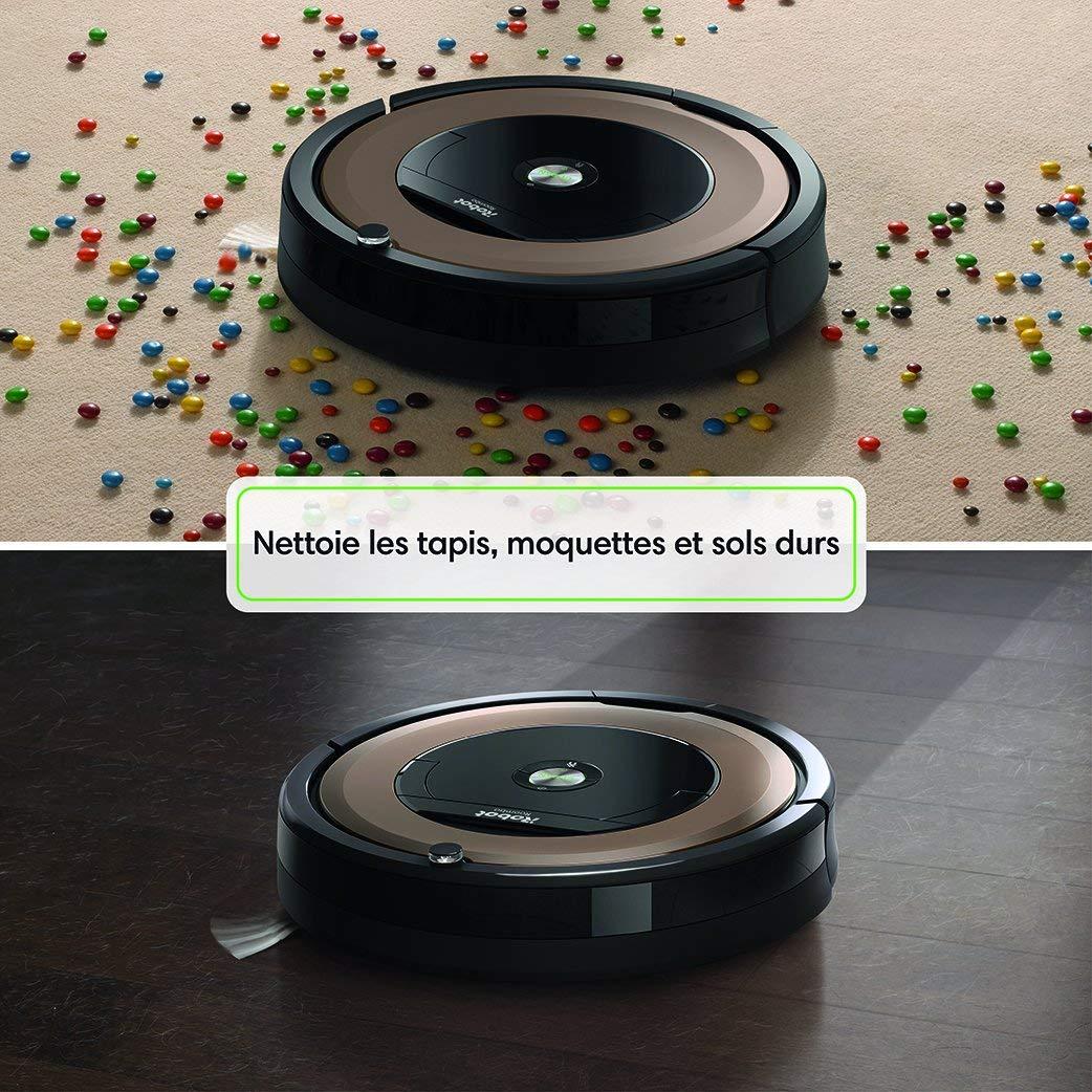 Робот-пылесос iRobot Roomba 895-3