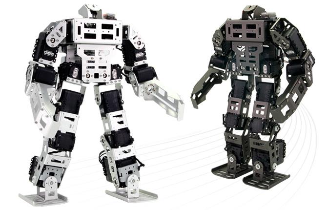 ROBOTIS BIOLOID GP-2