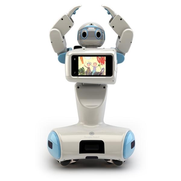 HOVIS GENIE HUMANOID ROBOT-4