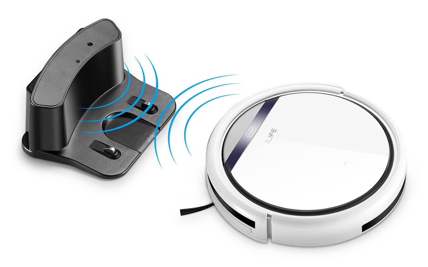 Робот пылесос iLife V50-1