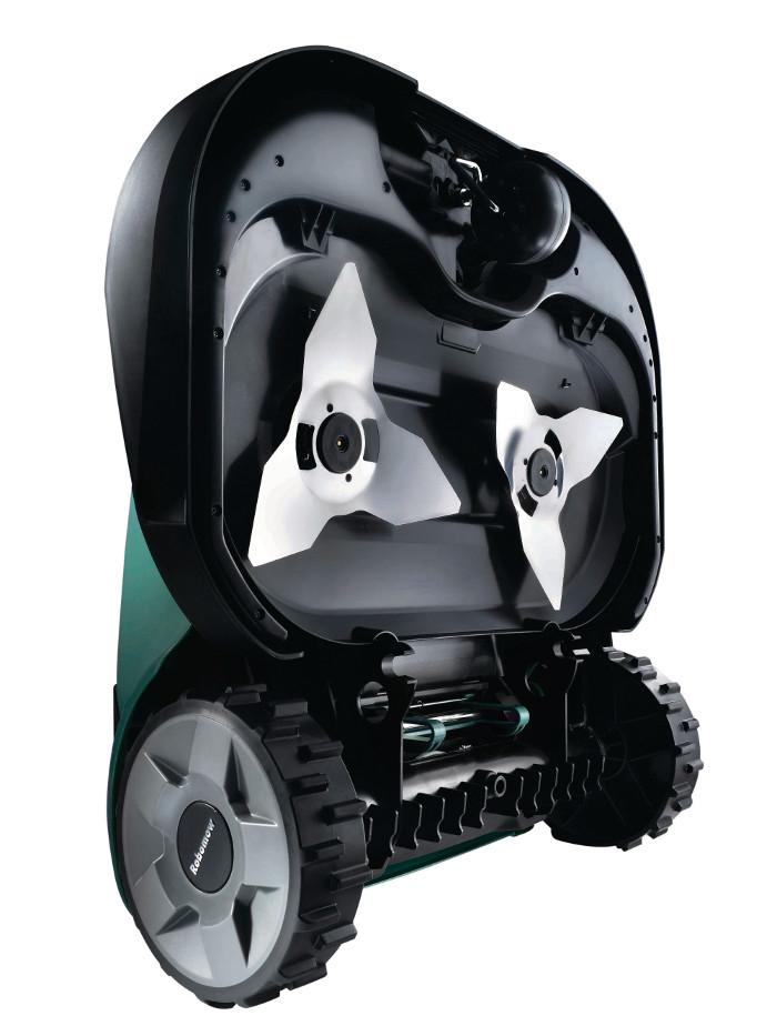 Робот-газонокосилка Robomow RS 630-4