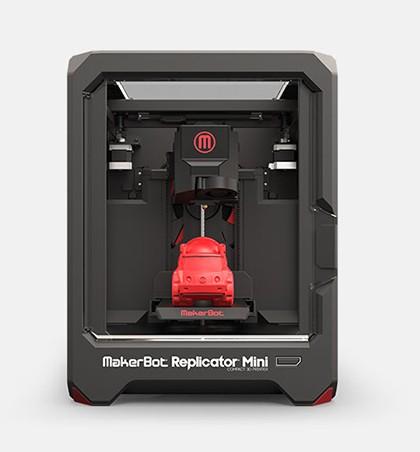 3D принтер MakerBot Replicator Mini-2