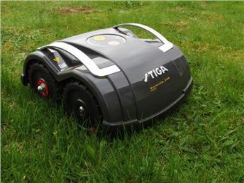 Робот-газонокосилка Stiga Autoclip 140 4WD-4