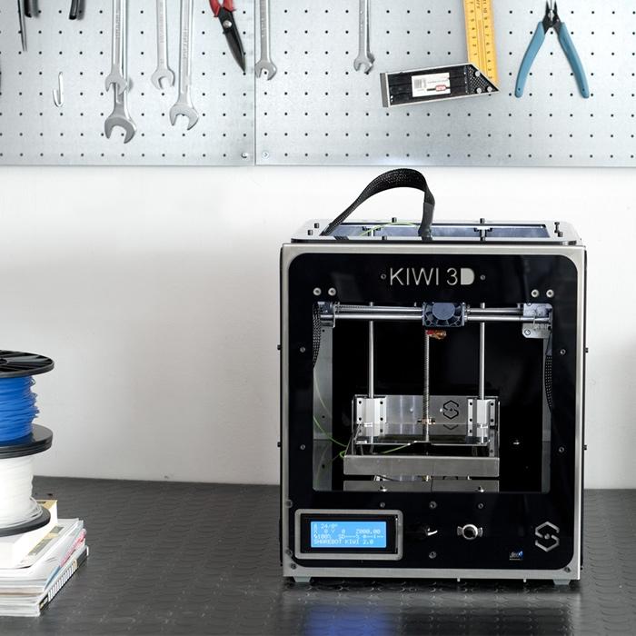 3D принтер ShareBot Kiwi — 3D-3