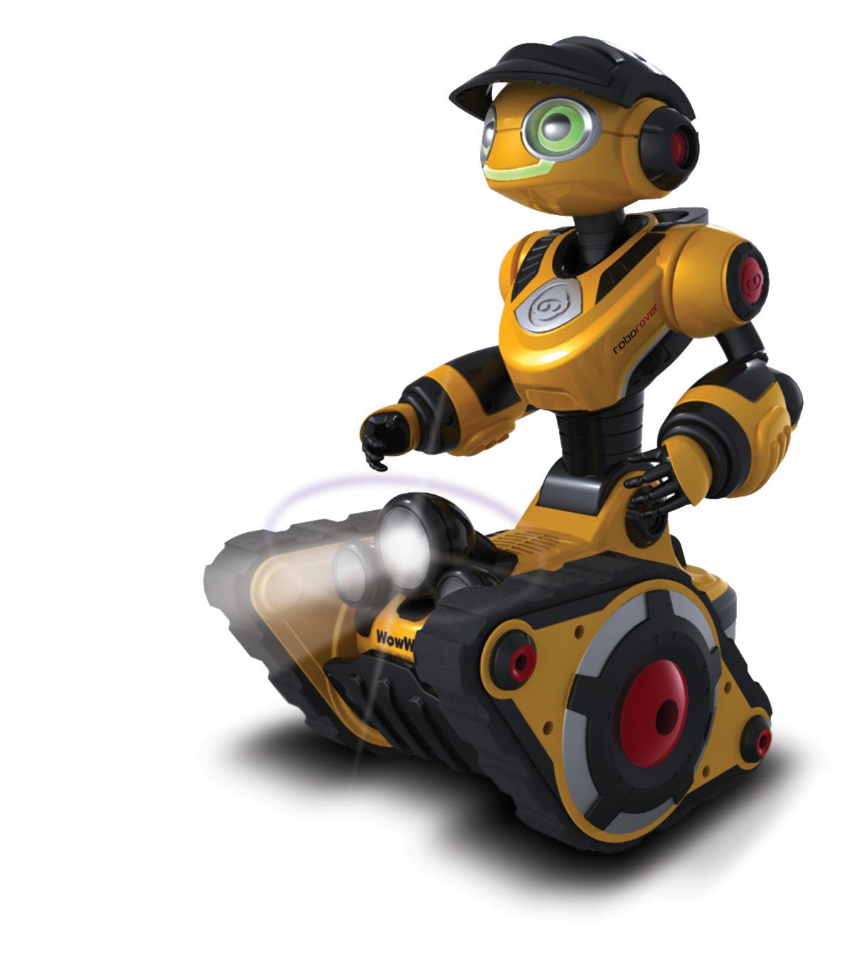 Робот Roborover-8