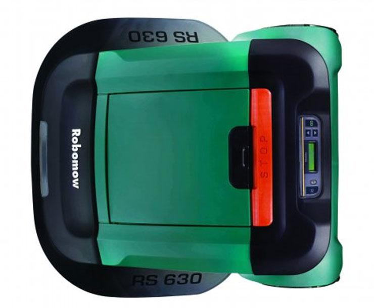 Робот-газонокосилка Robomow RS 630-8