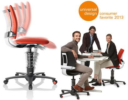 Компьютерное кресло эргономичное «Jobstick 3Dee»-7