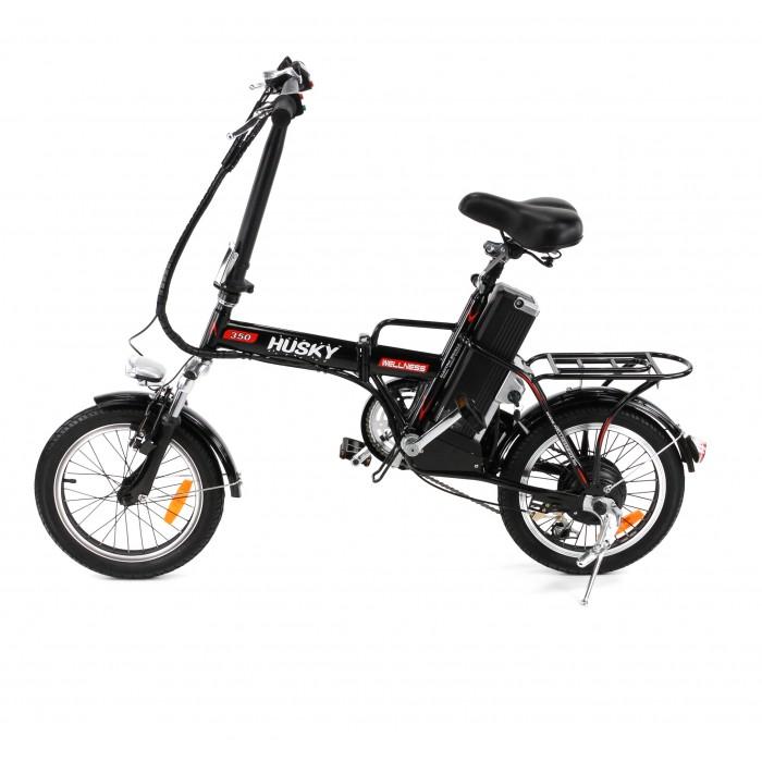 Электровелосипед WELLNESS husky 350-3