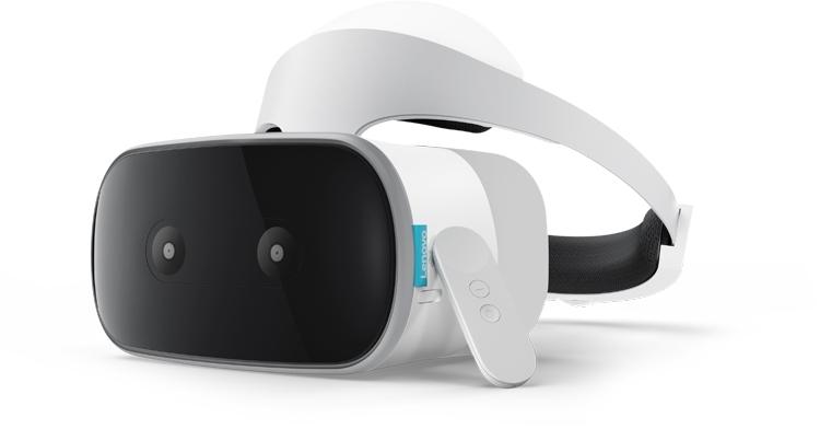 Очки виртуальной реальности Lenovo Mirage Solo-2