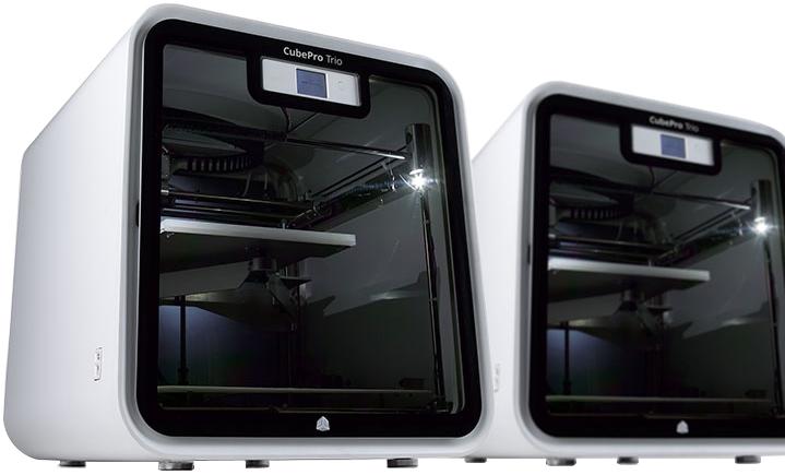 3D принтер CUBEPRO TRIO-6