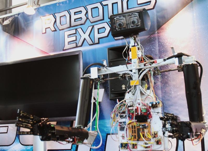 Робот Дживко-4