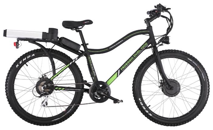 Электровелосипед Volteco Pedeggio Dual-1