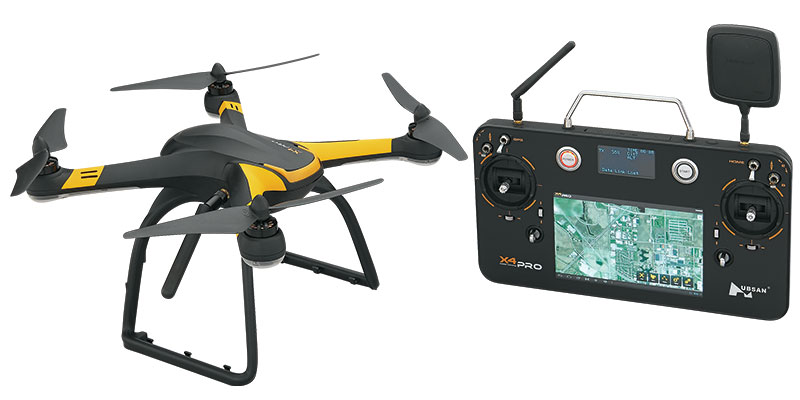 Квадрокоптер Hubsan X4 Pro H109S-1