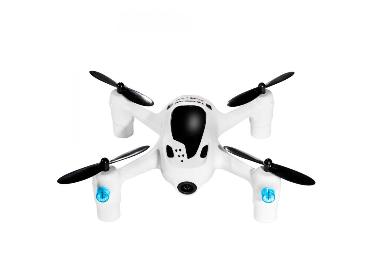 Квадрокоптер Hubsan X4 FPV PLUS H107D+-1