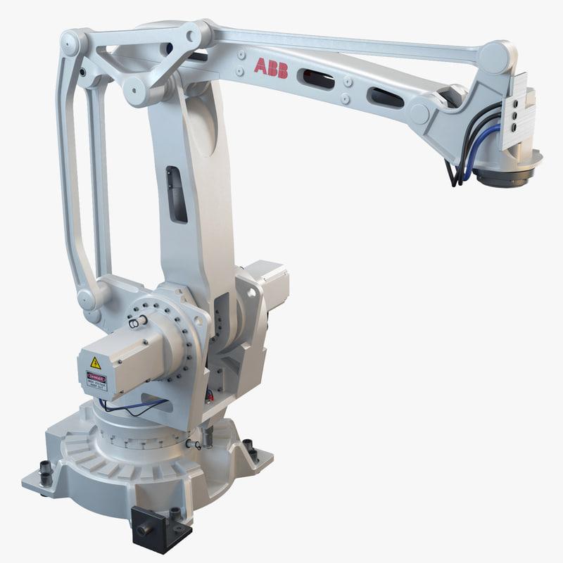 Промышленный робот ABB IRB 460-2