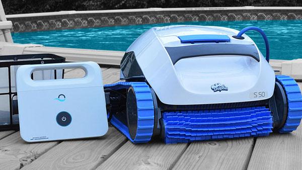 Робот для бассейна Dolphin S50-3
