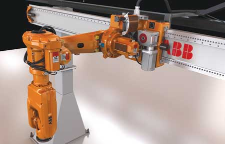 Промышленный робот ABB IRB 6620LX-2