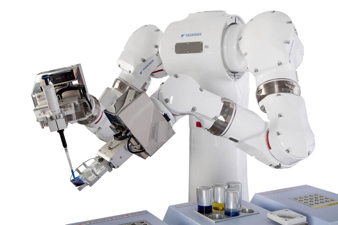 Промышленный робот Motoman CSDA10F-1