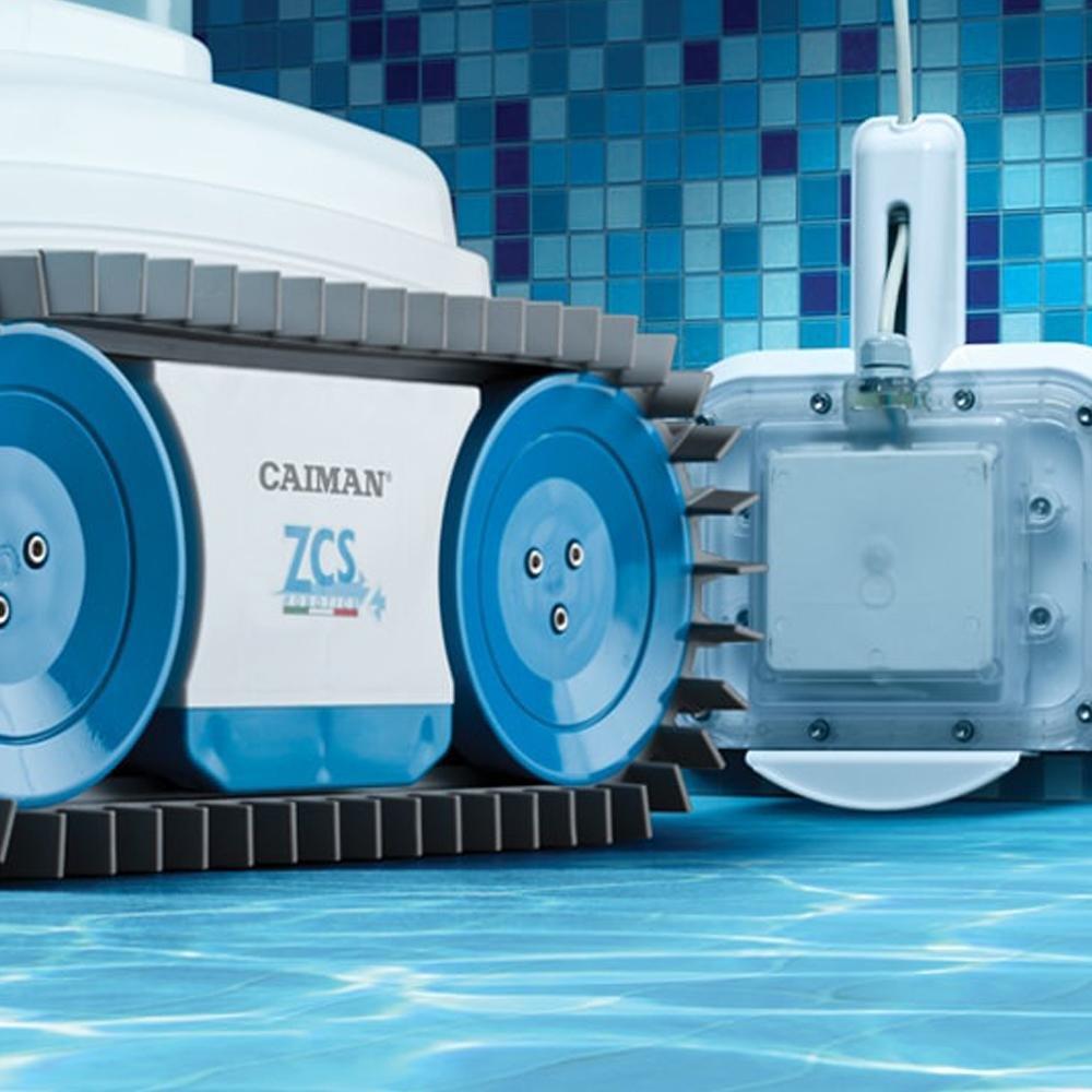 Робот для чистки бассейнов Caiman NEMH2O DELUXE-1