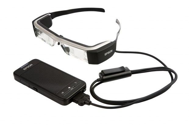 Очки виртуальной реальности Epson Moverio BT-300-5