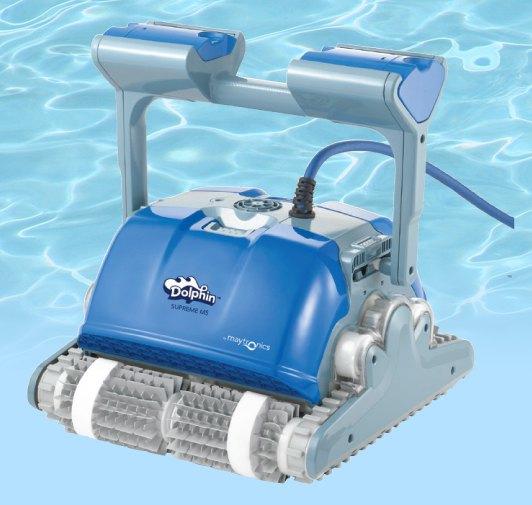 Робот для бассейна Dolphin SUPREME M5-1
