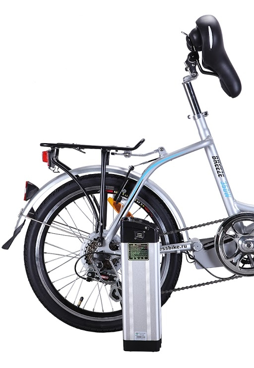 Электровелосипед WELLNESS Breeze-4