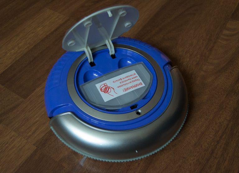 Робот-пылесос Clever & Clean 003 M-Series-2