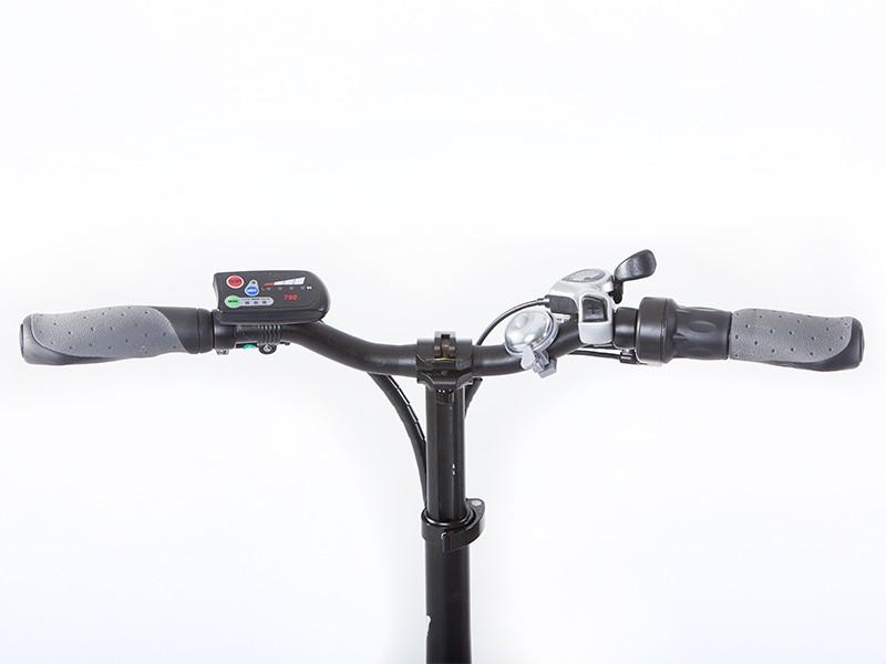 Электровелосипед-Велогибрид ECOFFECT F1 PREMIUM-4