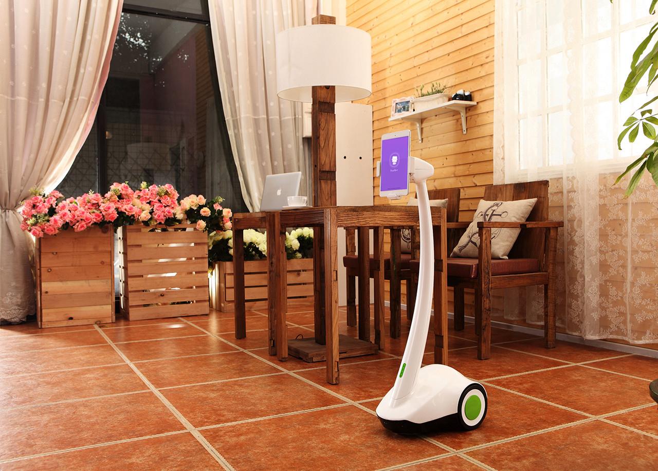 Робот телеприсутствия PadBot-4