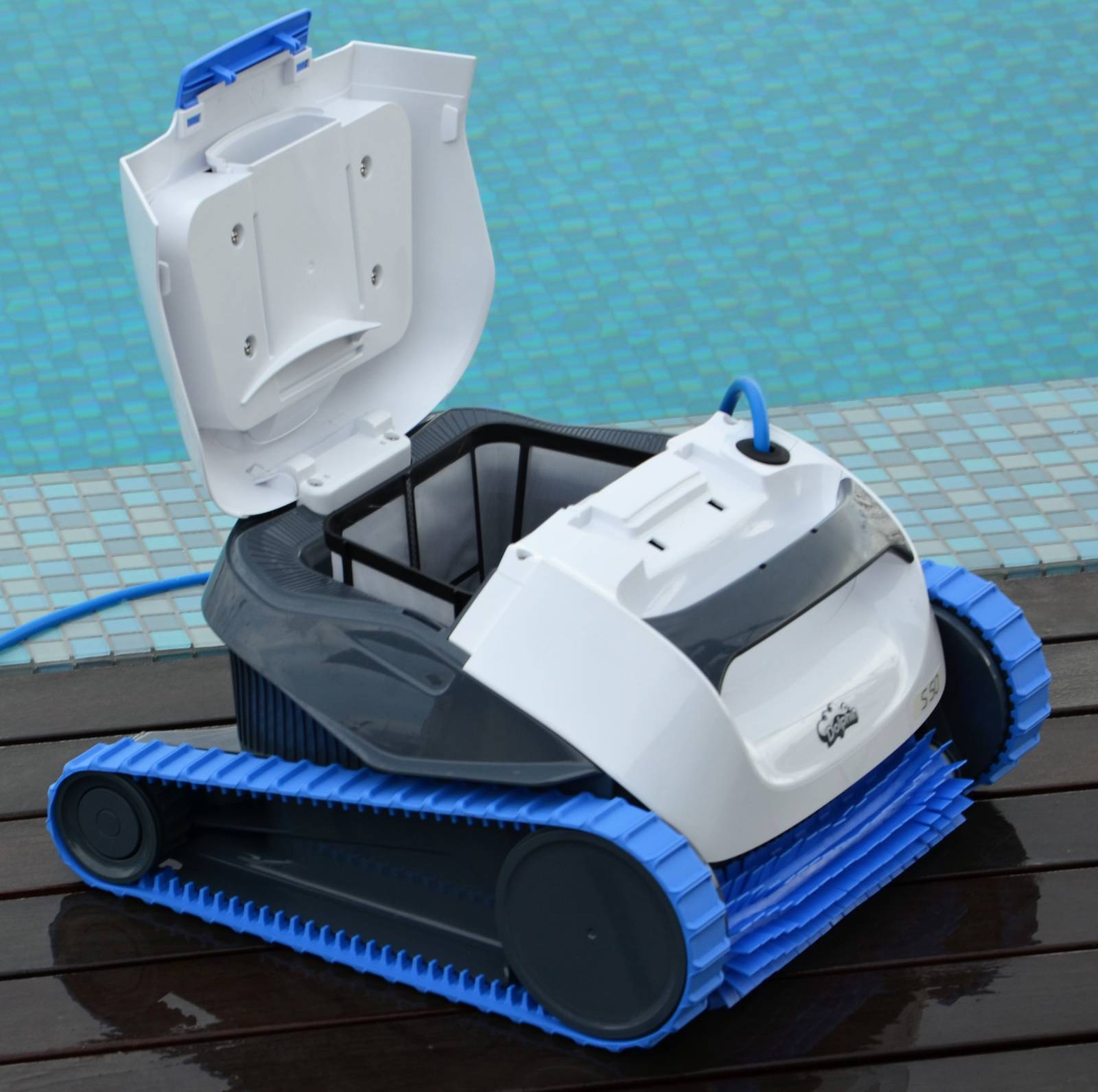 Робот для бассейна Dolphin S50-1