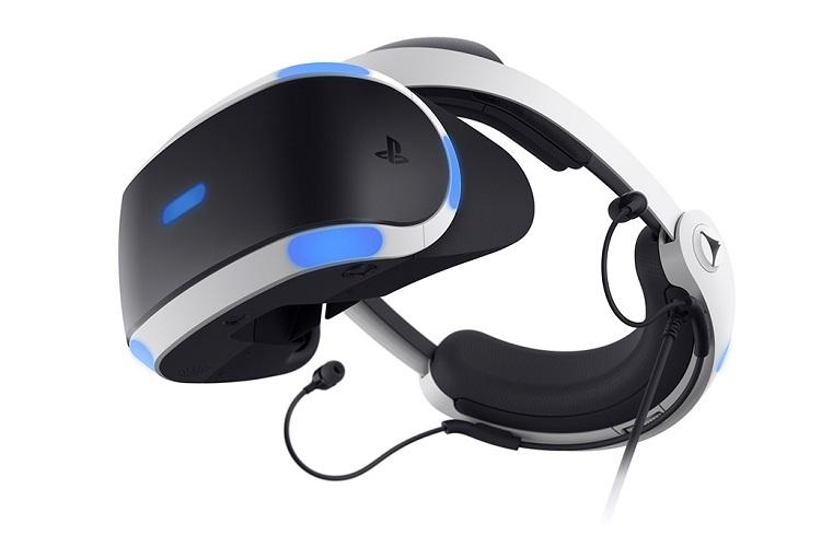 Очки виртуальной реальности Sony PlayStation VR (CUH-ZVR2)-2