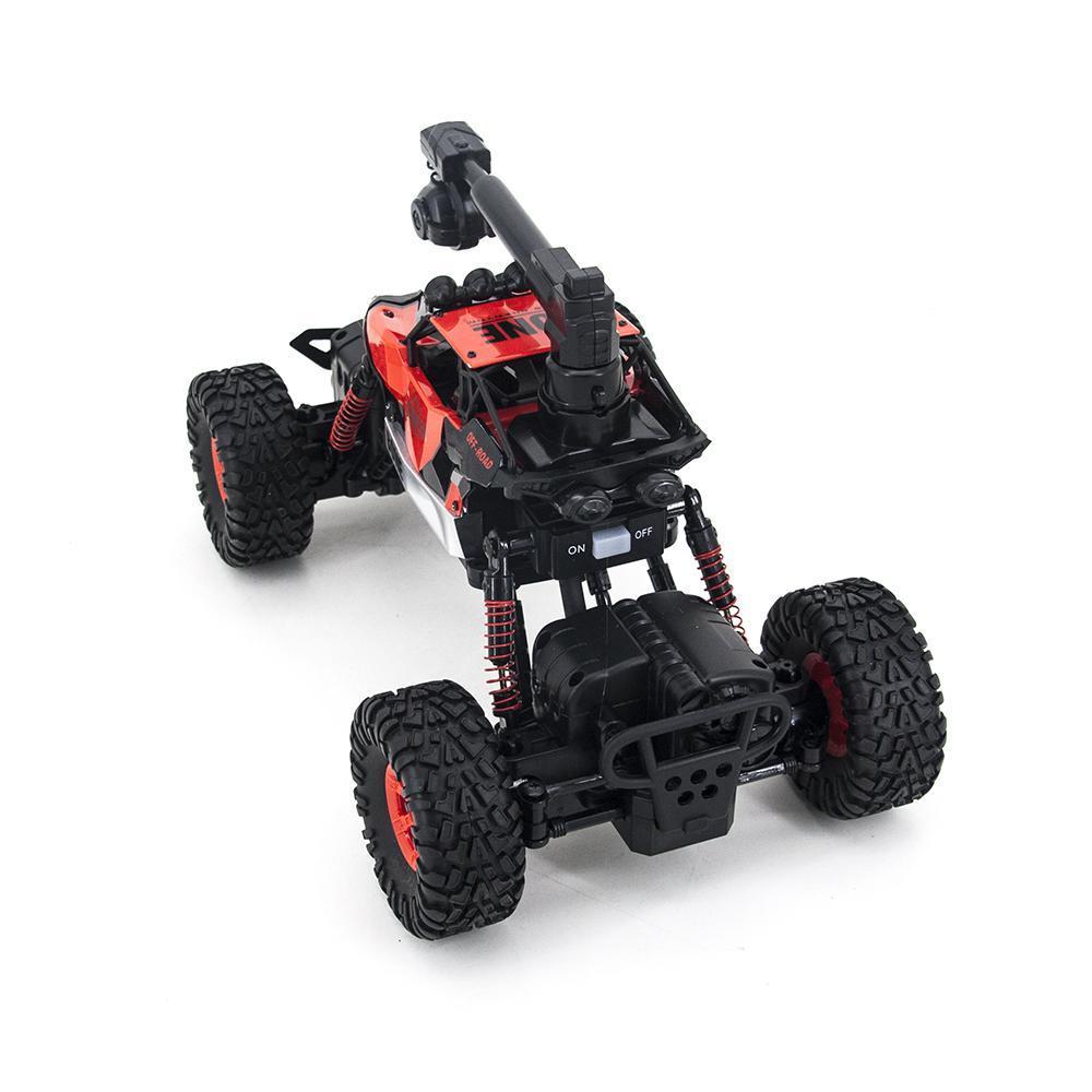 Радиоуправляемый краулер-амфибия Crazon Crawler c WiFi FPV камерой 4WD-2
