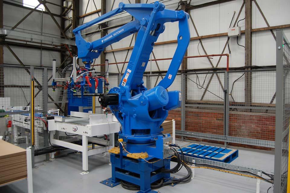 Промышленный робот Motoman ES165D-100-3