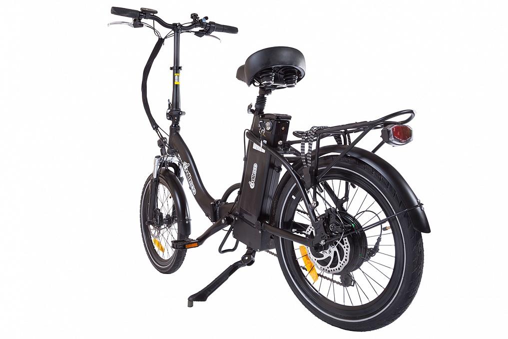 Электровелосипед Eltreco Wave 500W Spoke-2
