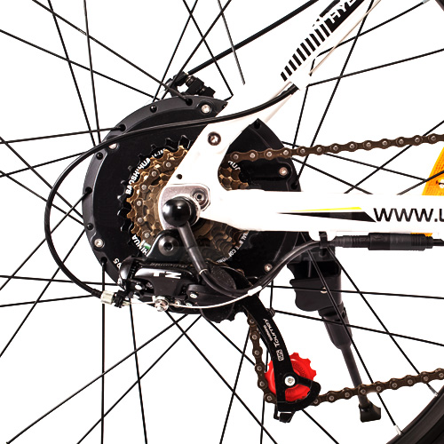 Электровелосипед UBERBIKE S26 500W-2