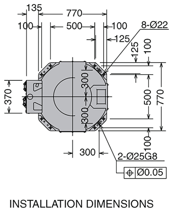 Промышленный робот Kawasaki MT400N-4