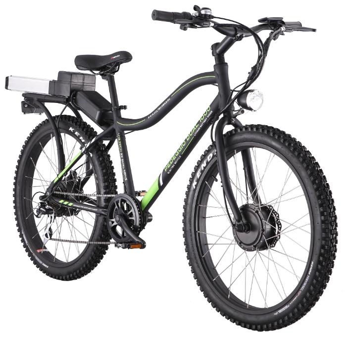 Электровелосипед Volteco Pedeggio Dual-2