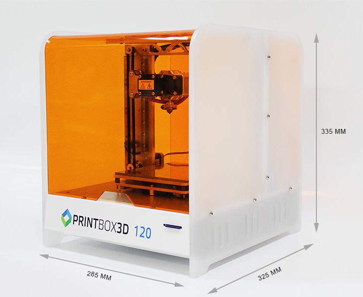 3D принтер RGT PRINTBOX3D 120-2