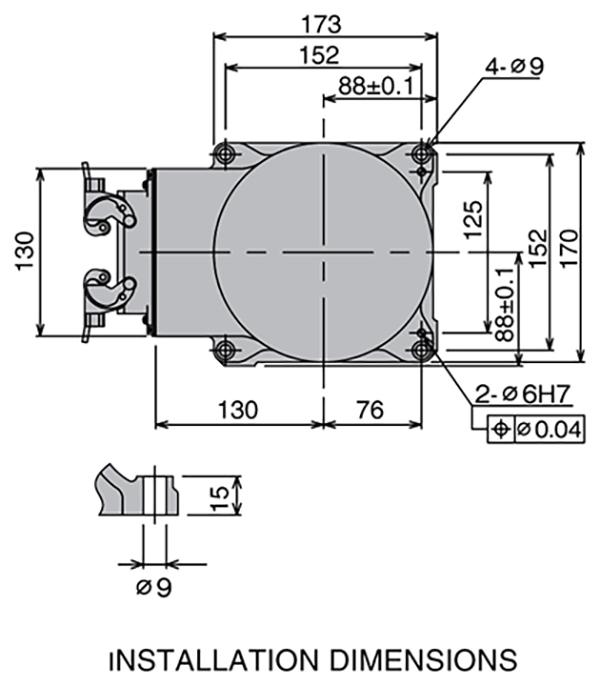 Промышленный робот Kawasaki RC005L-4