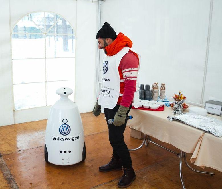 Робот для праздников и выставок (Rbot)-40