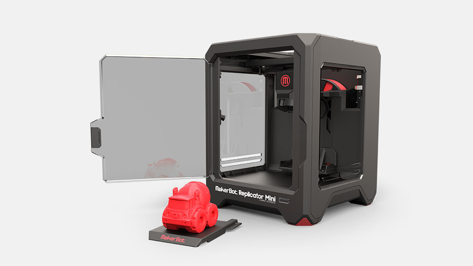 3D принтер MakerBot Replicator-1