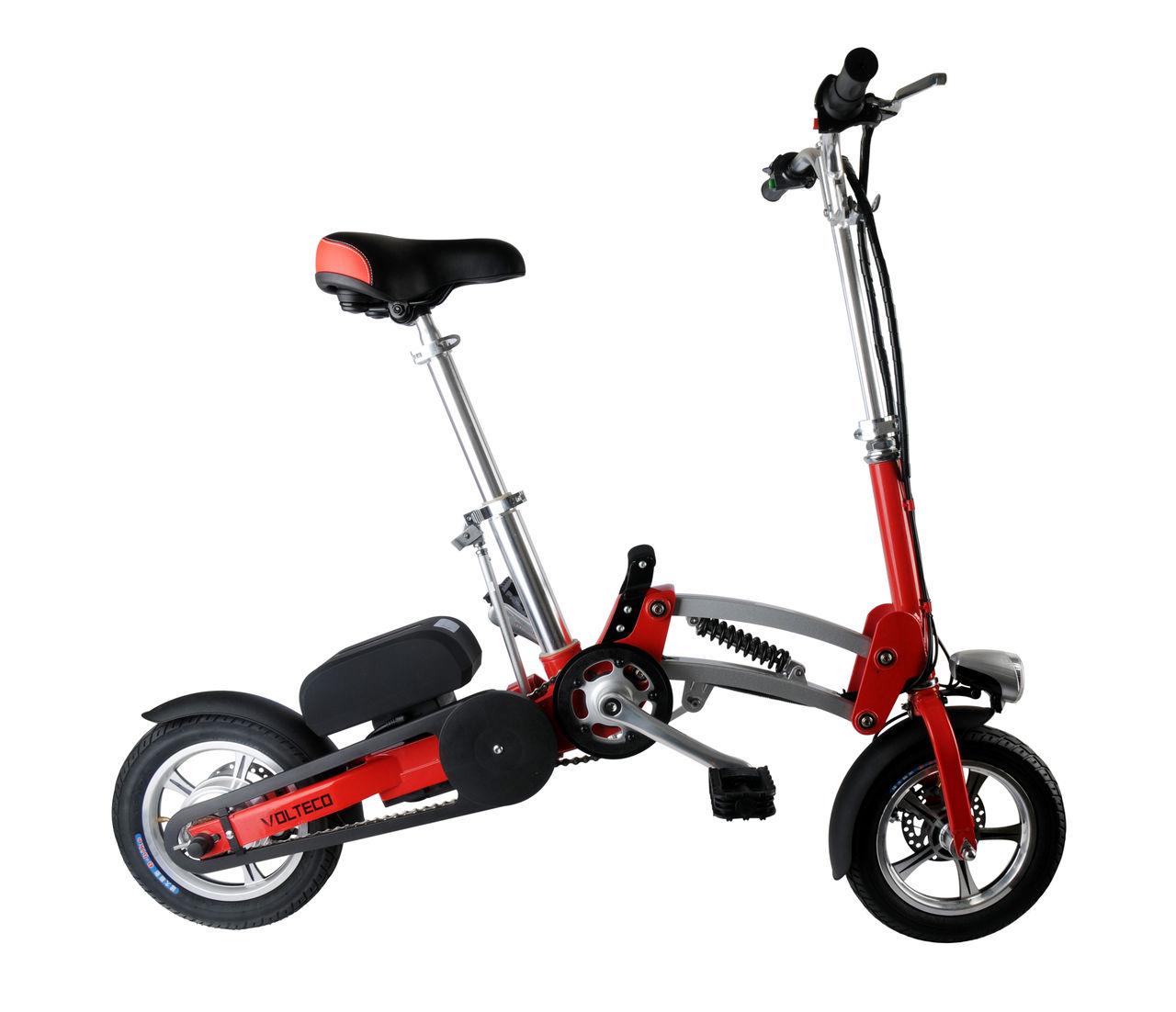 Электровелосипед Volteco Shrinker 350W-2