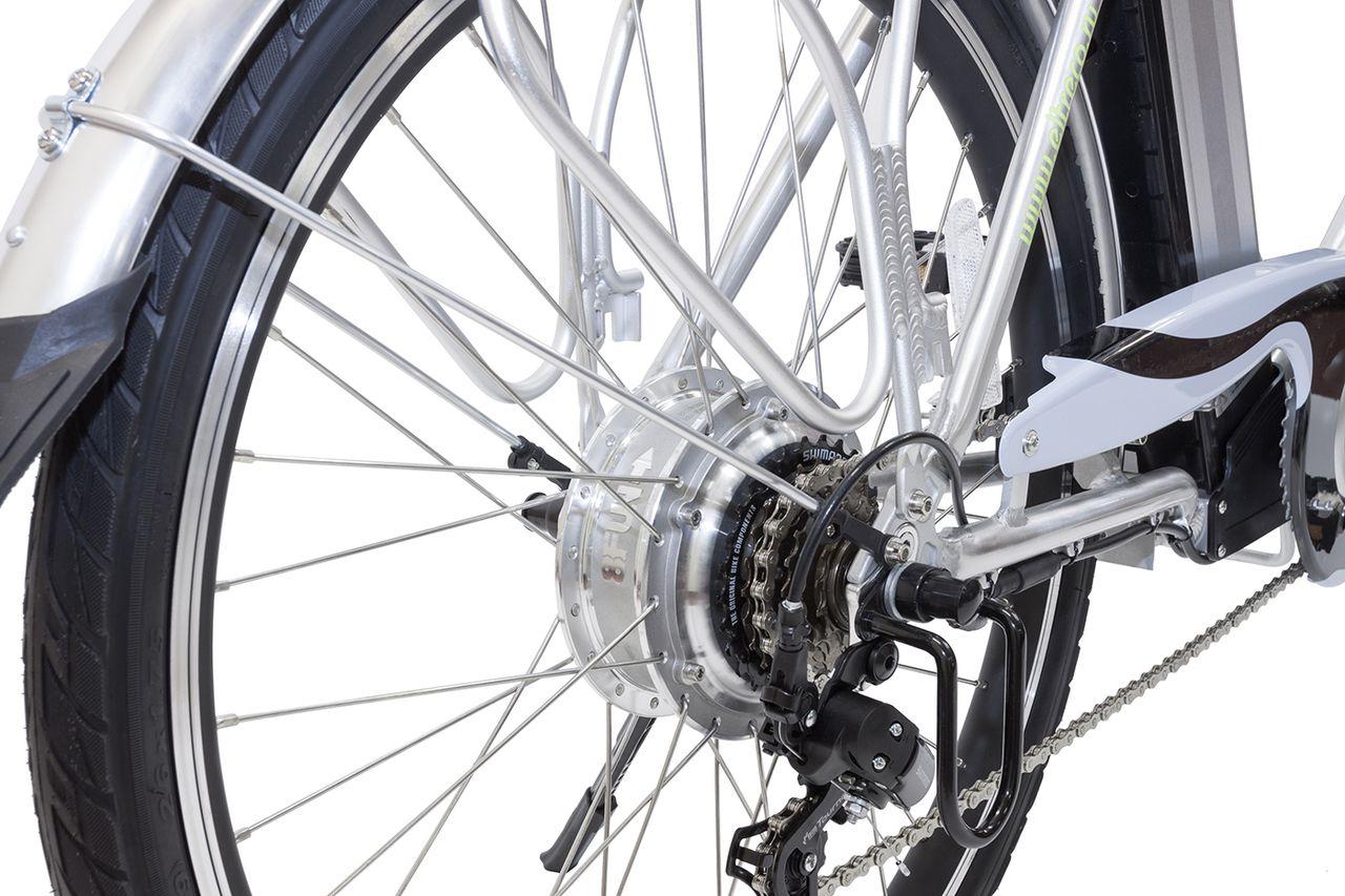 Электровелосипед Eltreco Vector 350W-8